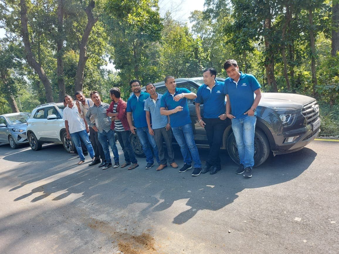 Hyundai- Road Show Event at Dhangadhi on 6th October 2020