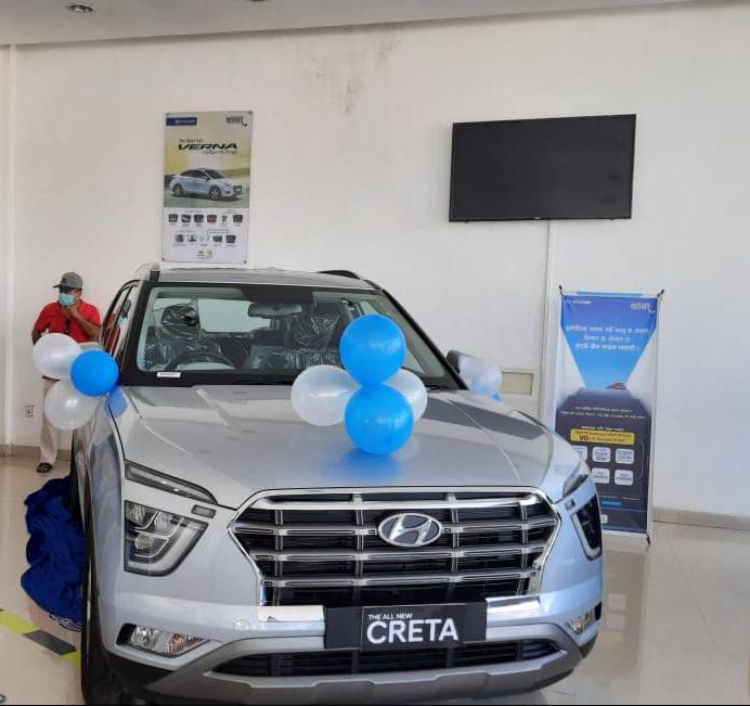 Hyundai New Creta Launching Program